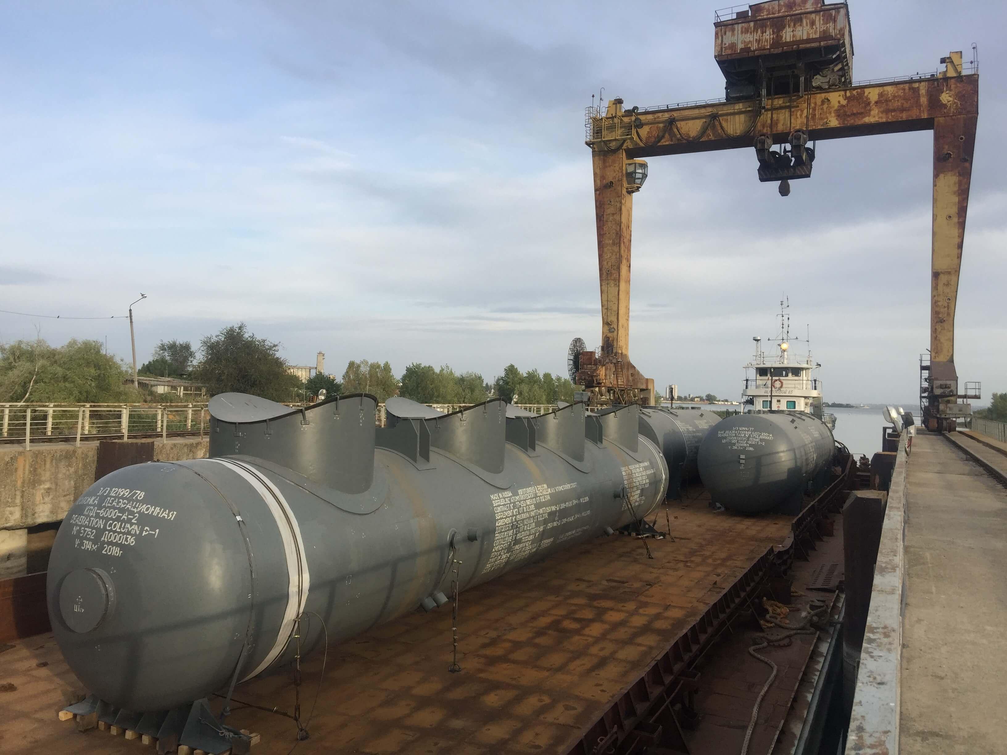 Поставка турбинного оборудования Куданкуламская АЭС